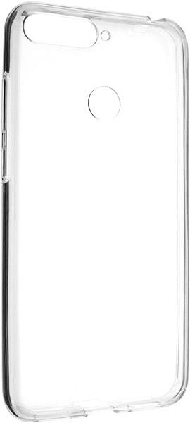 FIXED Huawei Y6 Prime (2018) készülékhez, átlátszó - Mobiltelefon hátlap
