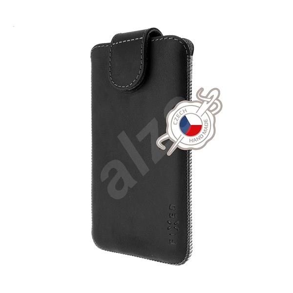 FIXED Posh tok, 6XL-es méret - fekete - Mobiltelefon tok
