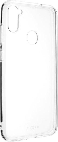 FIXED tok Samsung Galaxy A11 készülékhez - átlátszó - Mobiltelefon hátlap