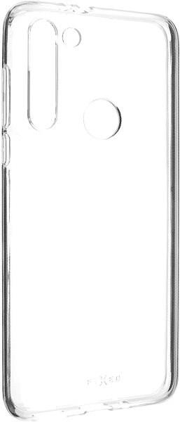 FIXED tok Motorola G8 készülékhez - átlátszó - Mobiltelefon hátlap