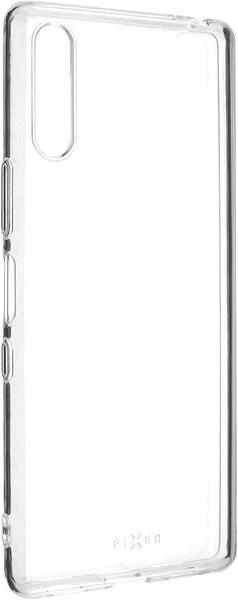 FIXED tok Sony Xperia L4 készülékhez - átlátszó - Mobiltelefon hátlap
