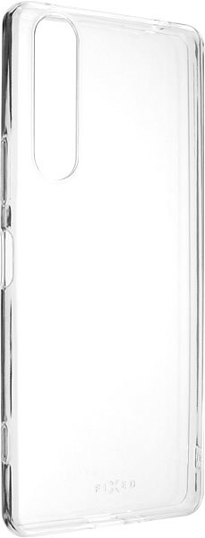FIXED Skin a Sony Xperia 1 II számára, 0,6 mm átlátszó - Mobiltelefon hátlap