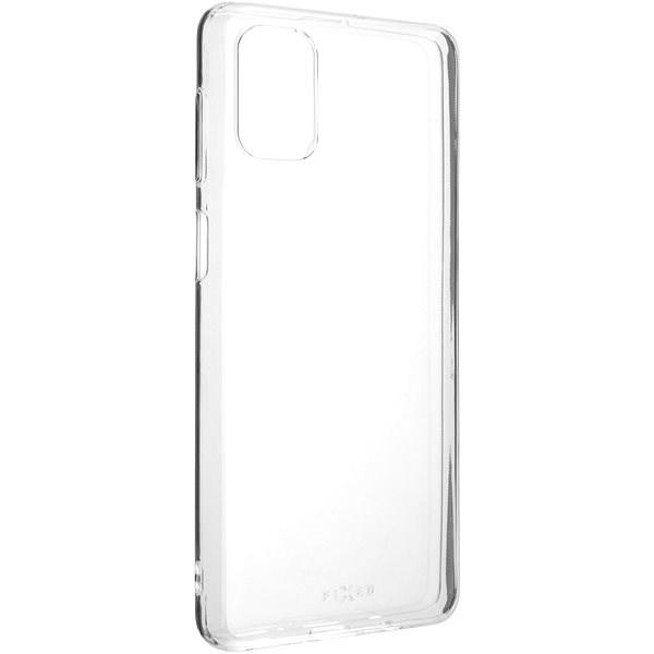 FIXED tok Samsung Galaxy M51 készülékhez, víztiszta - Mobiltelefon hátlap