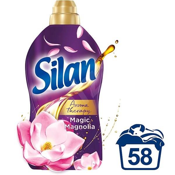 SILAN Magic Magnolia 1,45 l (58 mosás) - Öblítő