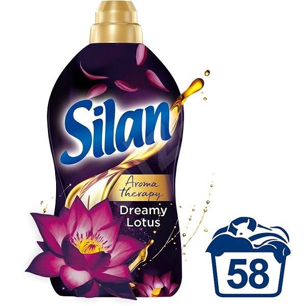 SILAN Dreamy Lotus 1,45 l (58 mosás) - Öblítő