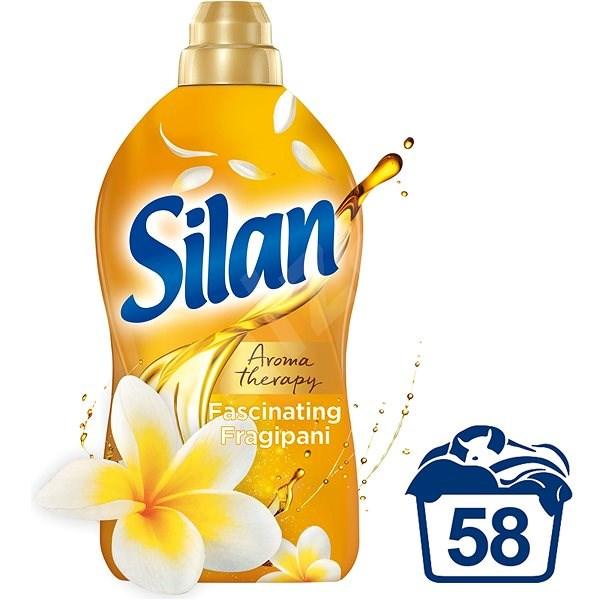 SILAN Fascinating Frangipani 1,45 l (58 mosás) - Öblítő