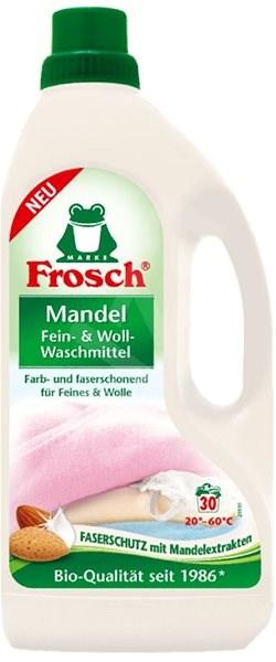 FROSCH Öko Gyapjúhoz és finom ruhaneműhöz - Mandula 1,5 l (30 mosás) - Öko-mosógél