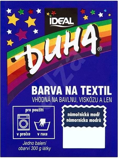 DUHA Textilfesték - tengerészkék 15 g - Textilfesték