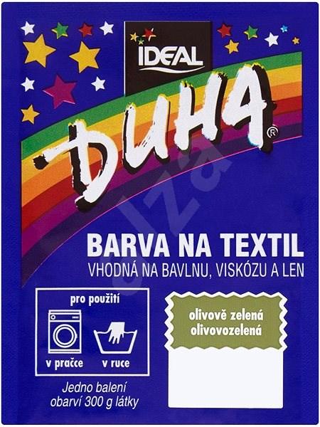 DUHA Textilfesték - olívazöld 15 g - Textilfesték