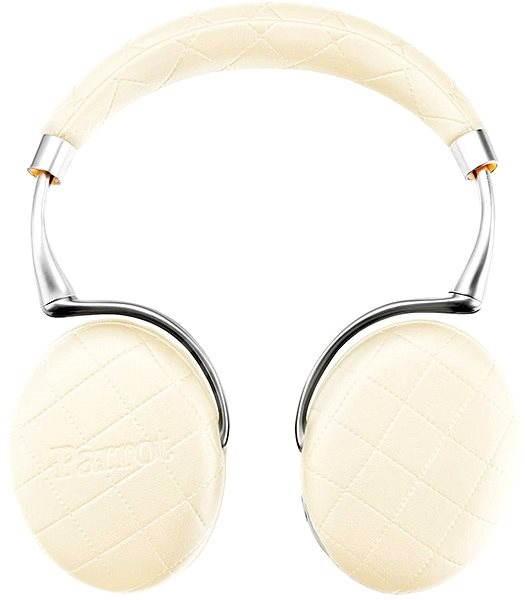Parrot Zik 3 Ivory Overstitched - Vezeték nélküli fül-/fejhallgató