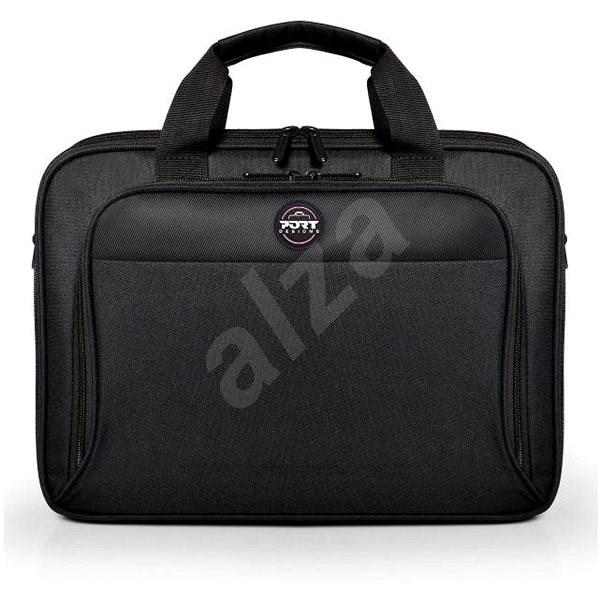 """PORT DESIGNS HANOI 2 Clamshell Laptoptáska 17,3""""-es készülékhez, fekete - Laptoptáska"""