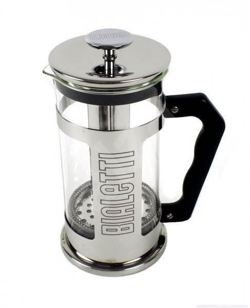 Bialetti Coffee Press Smart Kávéfőző Fekete