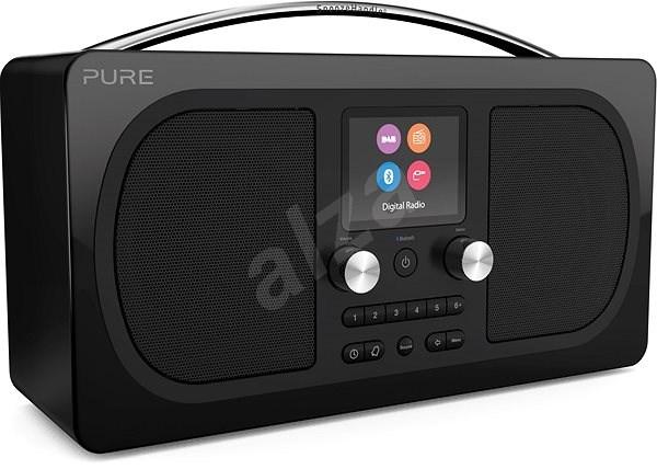 Pure Evoke H6 Black - Rádió