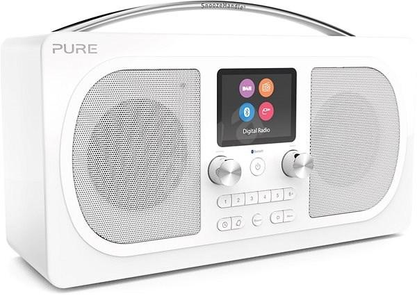 Pure Evoke H6 White - Rádió