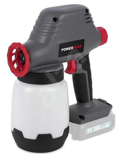POWERPLUS POWEB5510 - Szórópisztoly