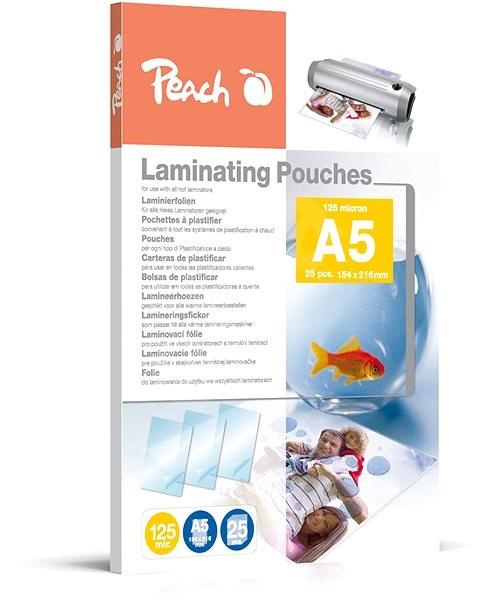 Peach PPR525-03 fényes - Laminálófólia