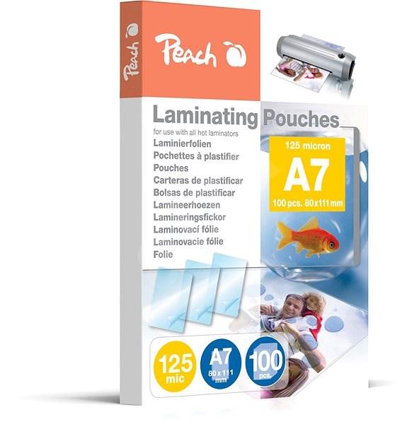 Peach PP525-05 fényes - Lamináló fólia