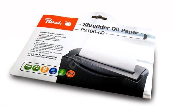 Peach PS100-00 olaj papír - Olajozó lap