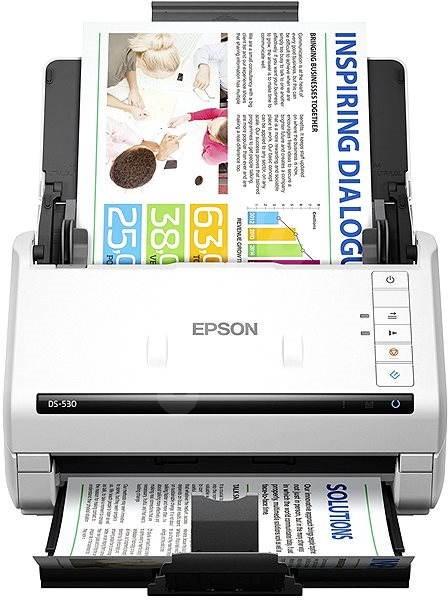 Epson WorkForce DS-530 - Szkenner