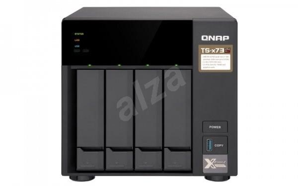 QNAP TS-473-8G - Adattároló eszköz