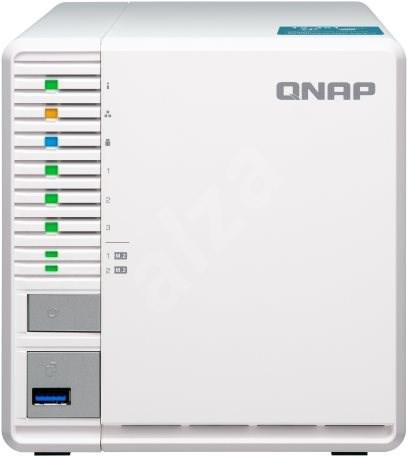 QNAP TS-351-4G - Adattároló