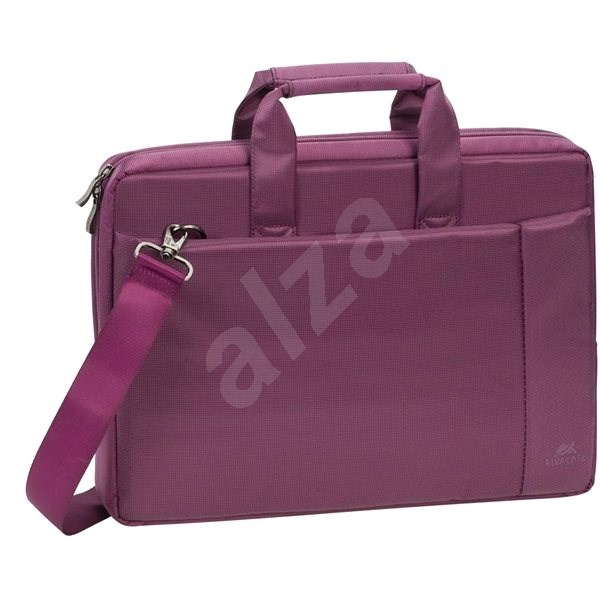 "RIVA CASE 8231 15.6"", lila - Laptoptáska"