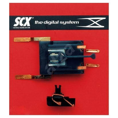 SCX Digital System - Kit digitalizace analogových aut 2008 - Accessories