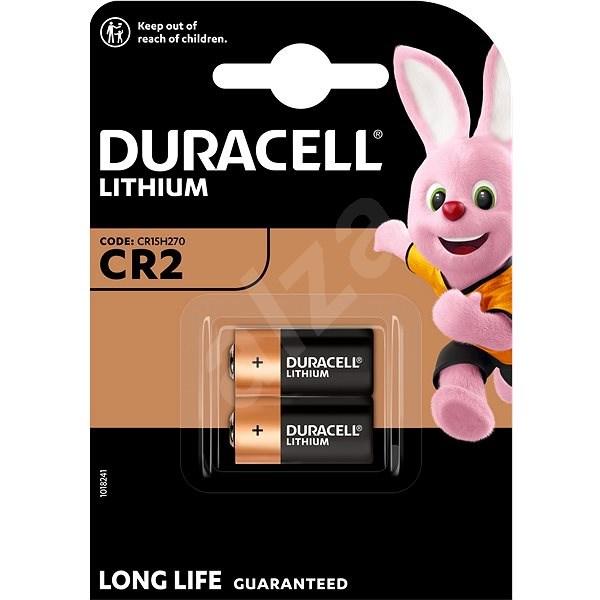 Duracell Ultra CR2 2 db - Eldobható elem