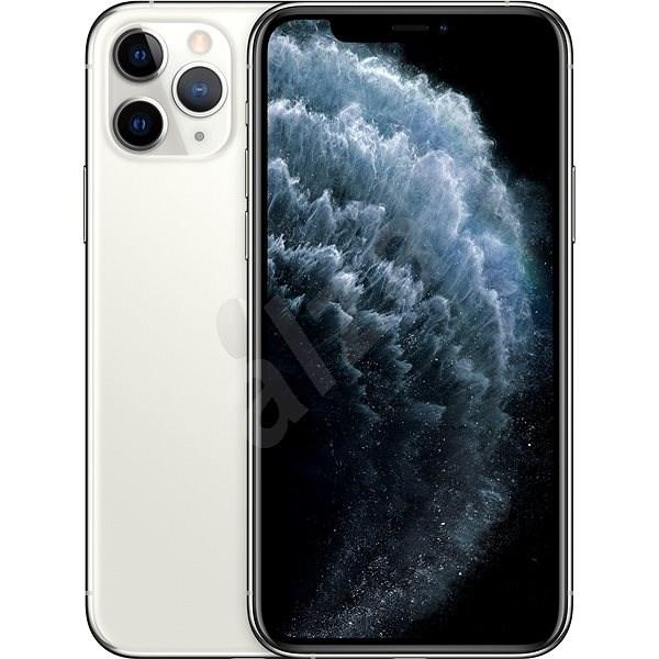 iPhone 11 Pro 512 GB ezüst - Mobiltelefon