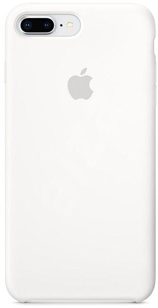 152ebc9a70 iPhone 8 Plus / 7 Plus Szilikon Tok - Fehér - Mobiltartó   Alza.hu
