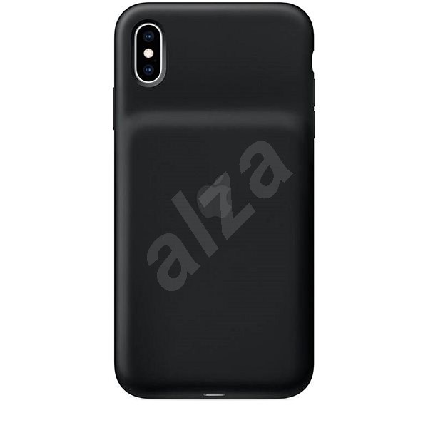 iPhone XS Max Smart Battery Case Black - Töltő tok