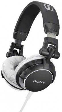 Sony MDR-V55 Fekete - Fej-/Fülhallgató