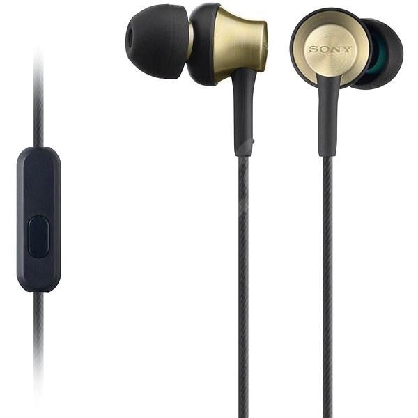 Sony MDR-EX650APT - Fej- Fülhallgató  ab05e771e1