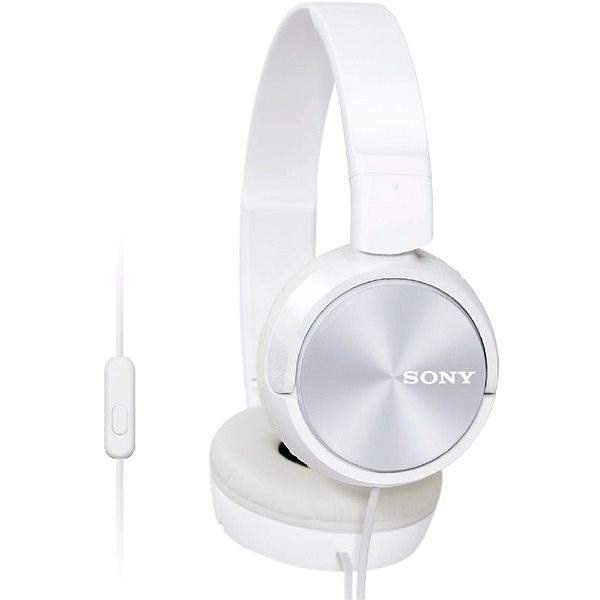 Sony MDR-ZX310APW - Fej-/fülhallgató