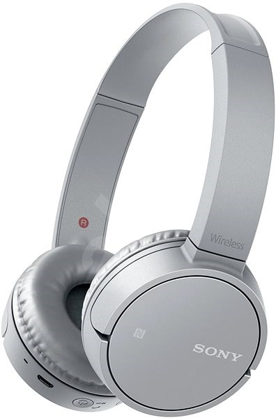 Sony WH-CH500 fehér-szürke - Mikrofonos fej- fülhallgató  bb7442e66f