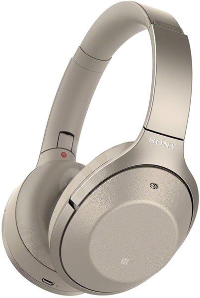 Sony Hi-Res WH-1000XM2 bézs - Mikrofonos fej- fülhallgató  fd8ca1e7b0