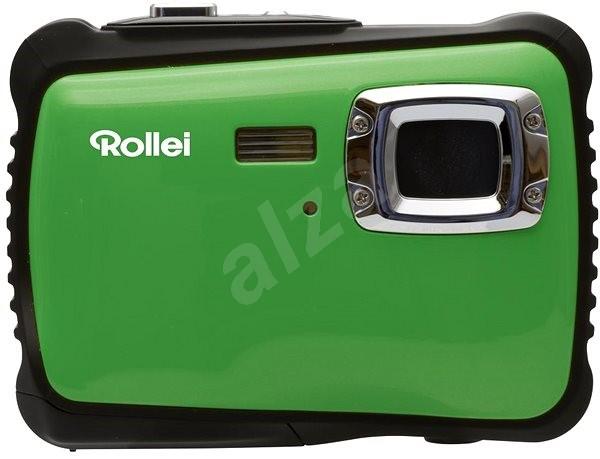 Digitális fényképezőgép Rollei Sportsline 64 zöld-fekete-ingyenes táska -  Digitális fényképezőgép 93f83ade2a