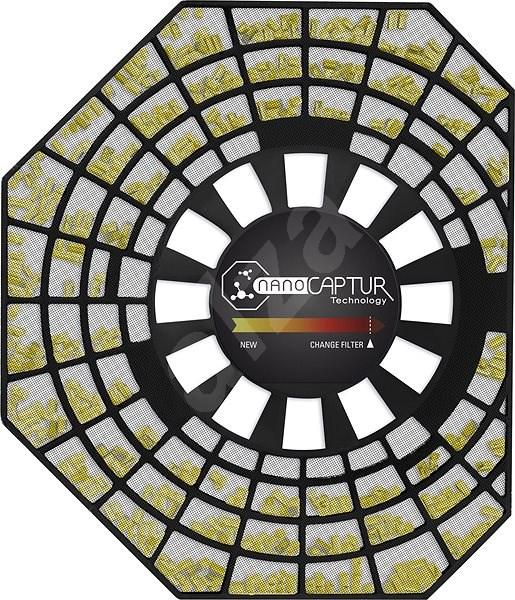 Rowenta XD6081F0 Nanocaptur szűrő PU6020 készülékhez - Légtisztító szűrőbetét