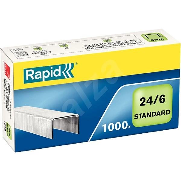 RAPID Standard 24/6 - Tűzőkapcsok