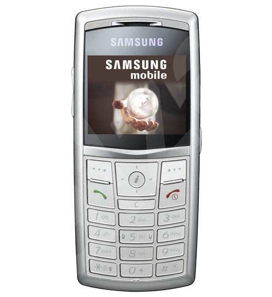 Mobilní telefon GSM Samsung SGH-X820 stříbrný - Mobile Phone