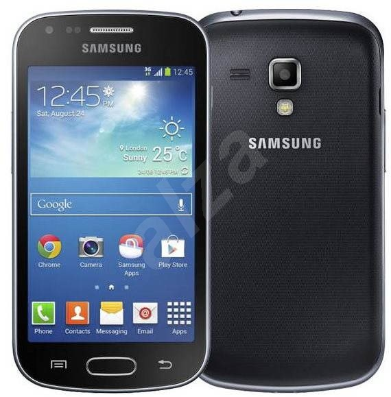Samsung Galaxy Trend Plus (S7580) Black  - Mobile Phone
