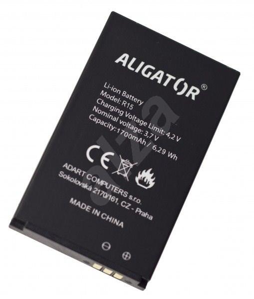 ALIGATOR R15 eXtremo, Li-Ion - Mobiltelefon akkumulátor