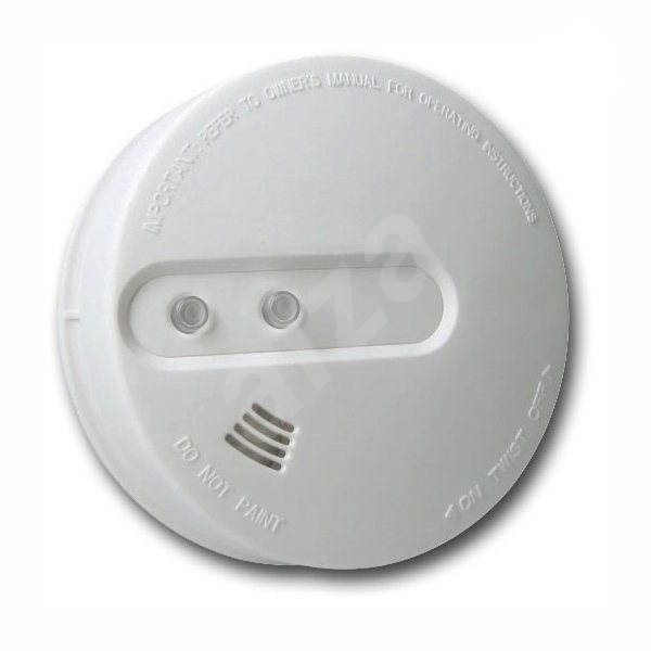 EVOLVEO bezdrátový detektor kouře a teploty pro Alarmex/Sonix - Füstérzékelő