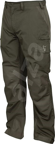 FOX Collection Green&Silver HD Trousers - S-es méret - Nadrág