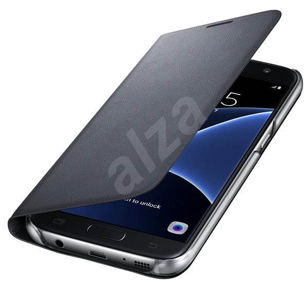 Samsung EF-fekete NG930P - Mobiltelefon tok
