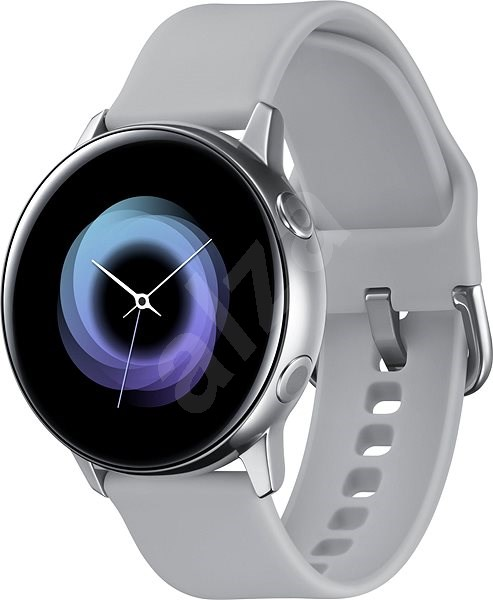 Samsung Galaxy Watch Active Silver - Okosóra