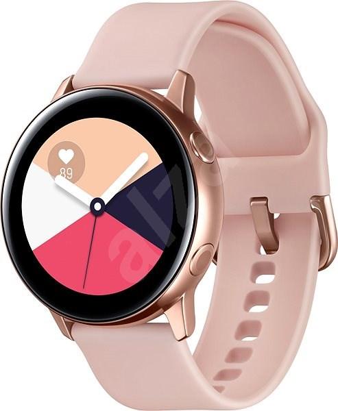 Samsung Galaxy Watch Active Rose Gold - Okosóra