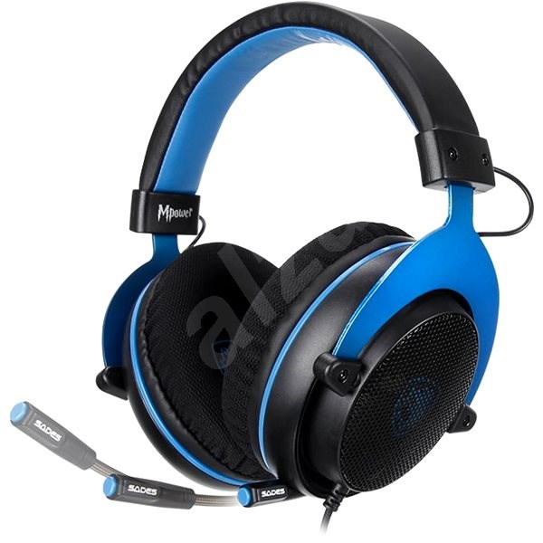 Sades Mpower - Gamer fejhallgató
