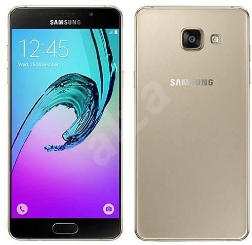 cdb585cbf2aab Samsung Galaxy A5 (2016) arany - Mobiltelefon   Alza.hu