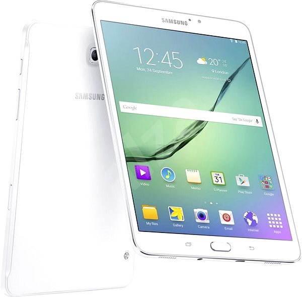 Samsung Galaxy Tab 8.0 LTE S2 White (SM-T715) - Tablet
